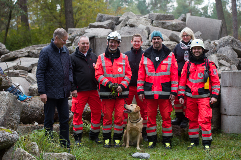 RH3 Trümmerprüfung 2015
